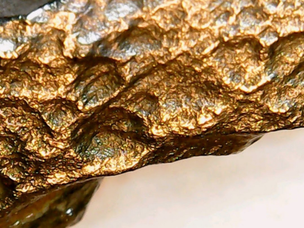 Meteorite products, Tools, Iron Age. A very expensive alloy is present in the Collection.
