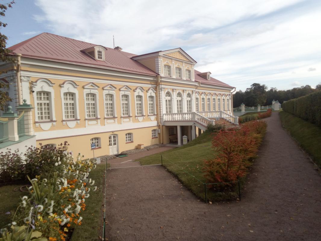 """Алексей Гришанков (Alegri). """"Autumn in Oranienbaum"""""""