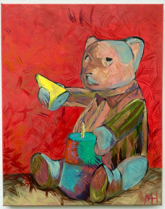 Никита Мурзин. The Secret Life of Animals. Playing Bear