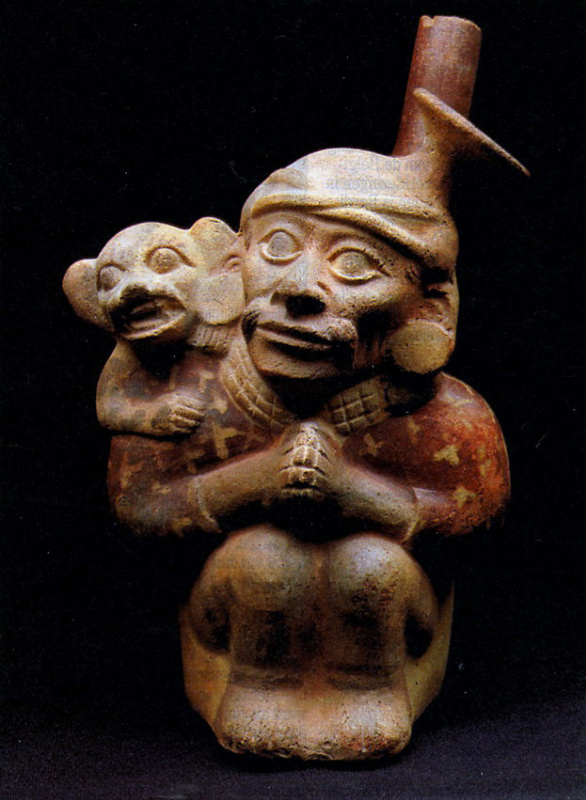 Культуры Моче. Молитва