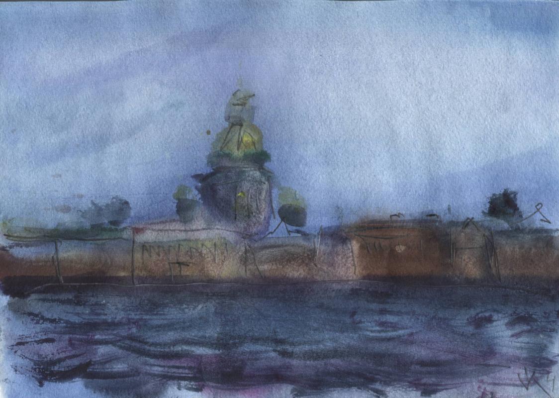 Вячеслав Крыжановский. Saint Isaac's Cathedral