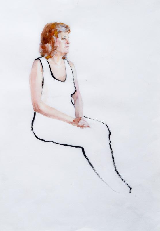 Анастасия Фильковская. Фигура