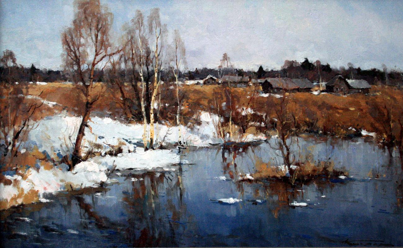 Alexander Markovich Kremer. Spill