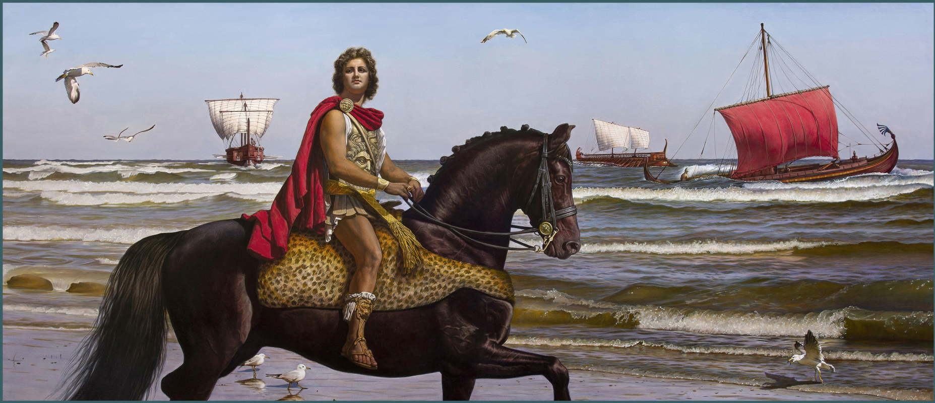 Sushienok64@mail.ru Михайлович Сушенок Игорь. Alexander III The Great King of Macedon.