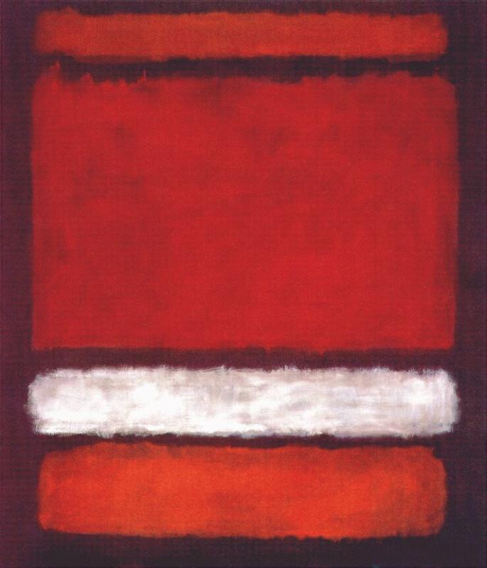 Rothko Mark. No. 7