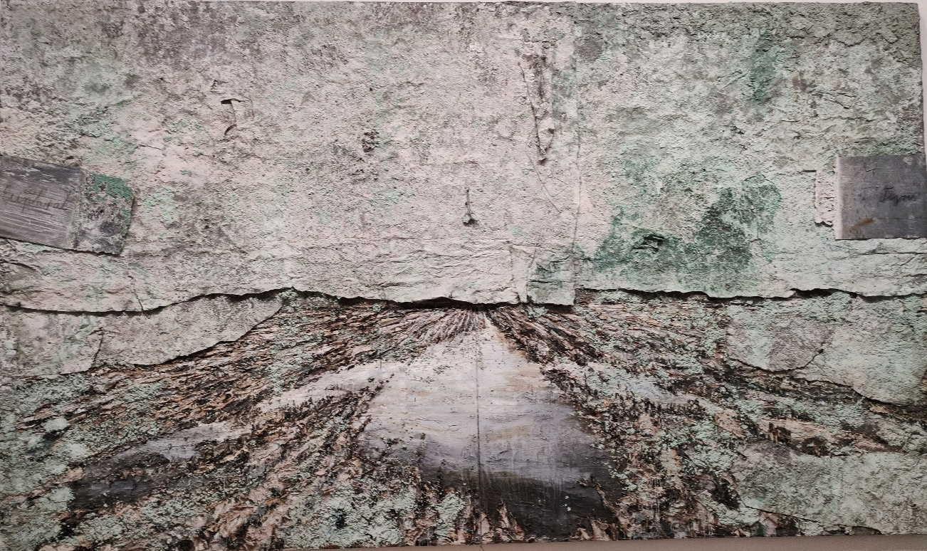Anselm Kiefer. The Land of Rivers