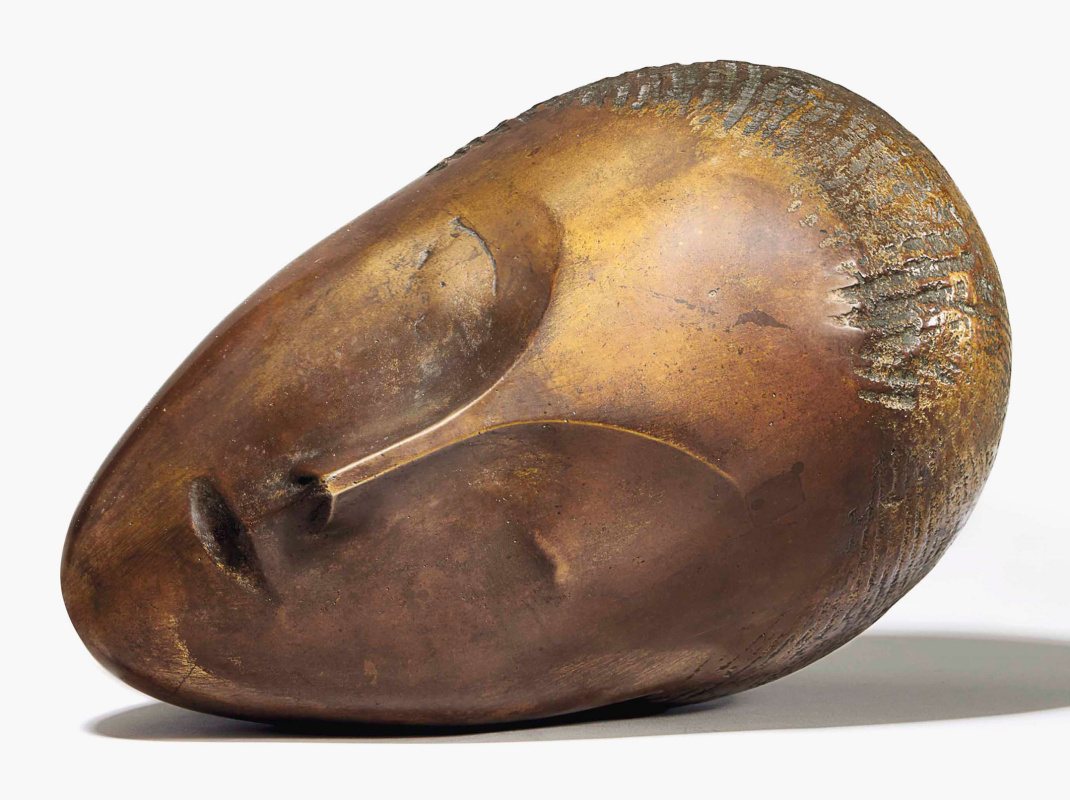 Constantine Brancusi. The sleeping Muse