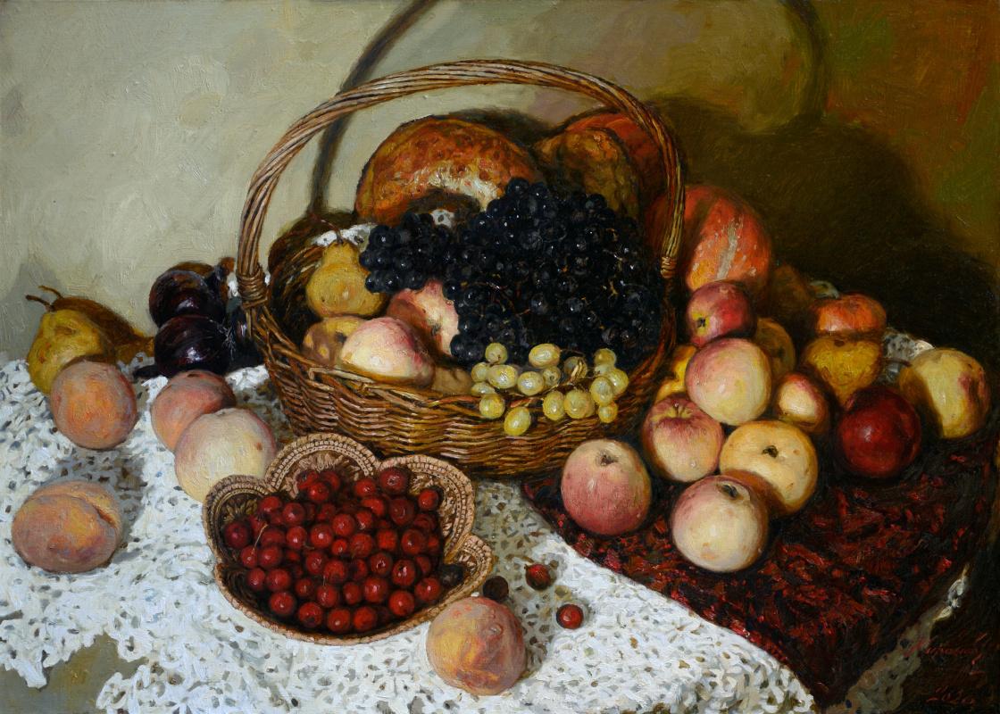 Andrey Nikolaevich Mironov. Fruit Morning