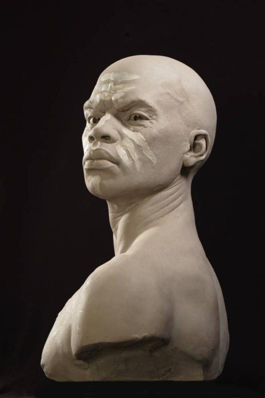 Филипп Фаро. Портретная скульптура 21