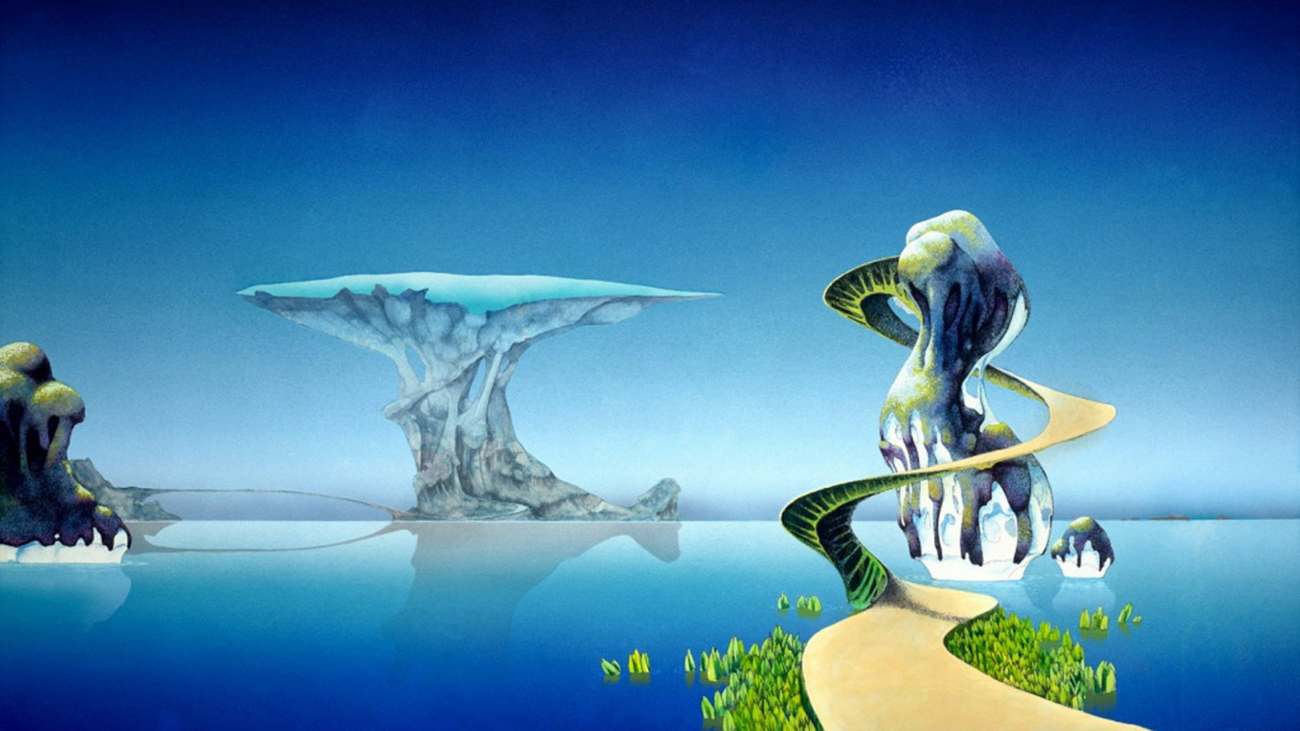 Roger Dean. Yessongs