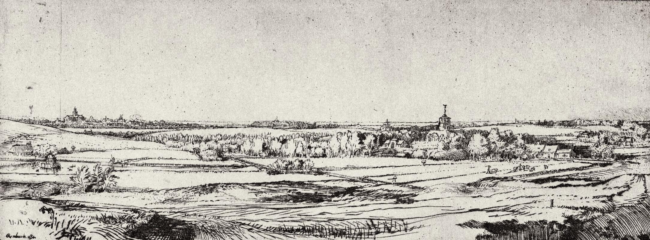 Рембрандт Харменс ван Рейн. Поместье взвешивателя золота
