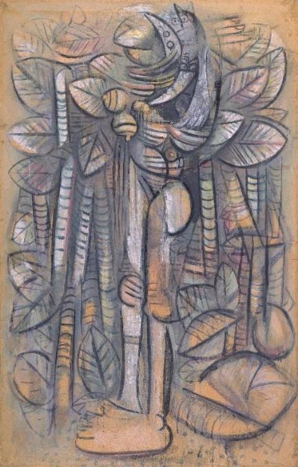 Вифредо Лам. Свет леса