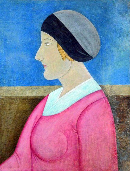 Антонина Николаевна Иванова. Женский портрет