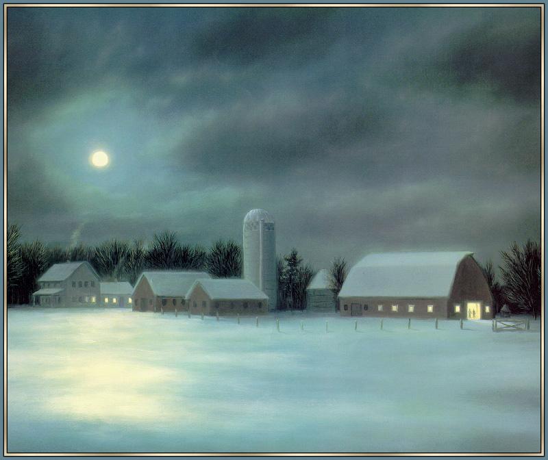 Томас Локер. Семейная ферма 02