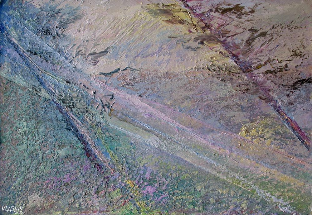 Alexander Ivanovich Vlasyuk. 378-the Morning ray