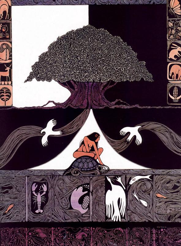 Вальжан Хессинг. Дерево