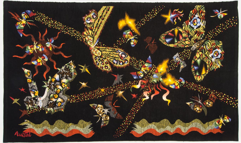 Jean Lürsa. Sparkle of fire
