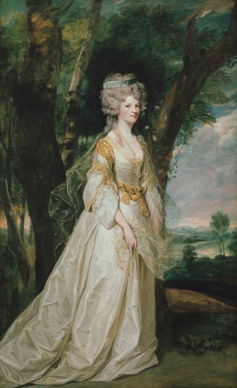 Joshua Reynolds. Lady sunderlin
