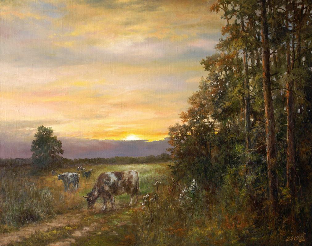 Сергей Владимирович Дорофеев. Getting dark