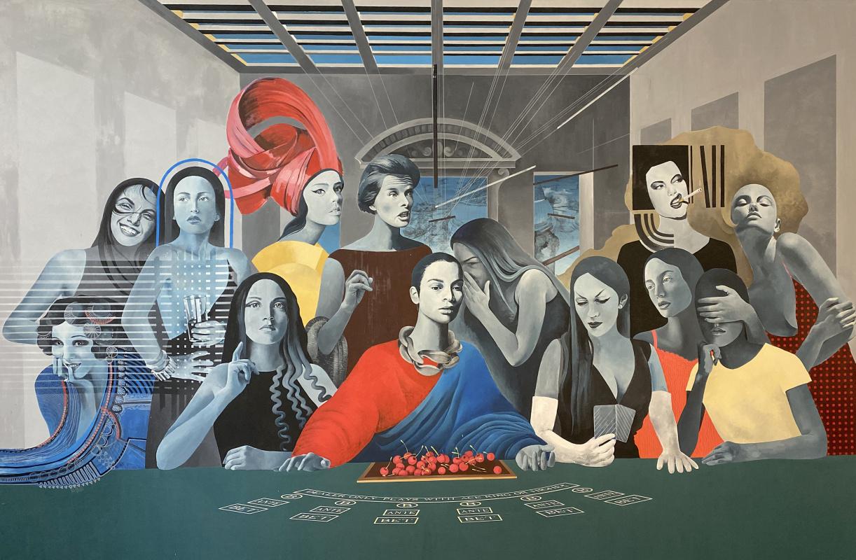 Irina Greciuhina. Unity in diversity