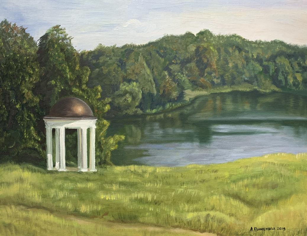 Anna Pimenova. Sukhanovsky pond