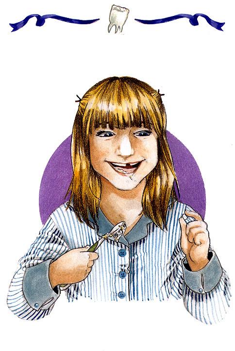 Трейси Батлер. Зубная фея 02