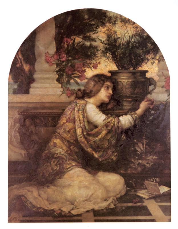 Генриетта Рей. Изабелла