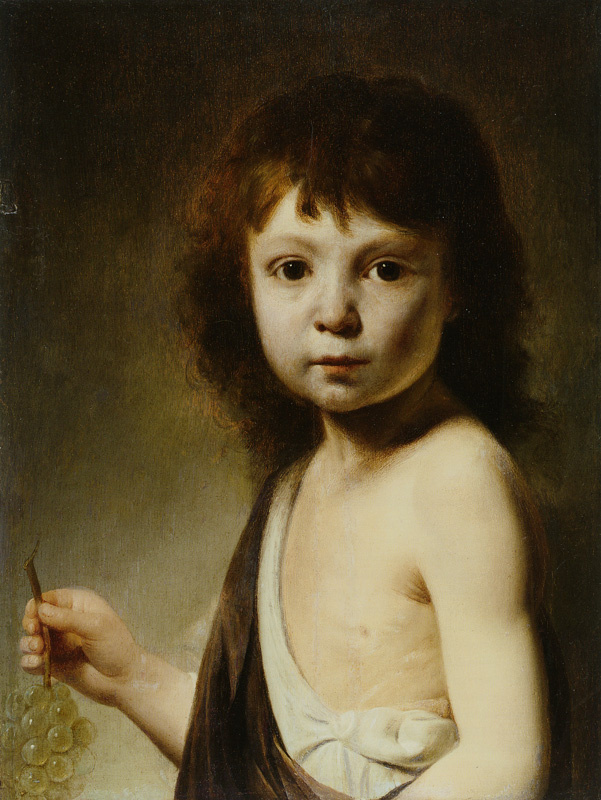 Jan Lievens. The Childhood Of Bacchus