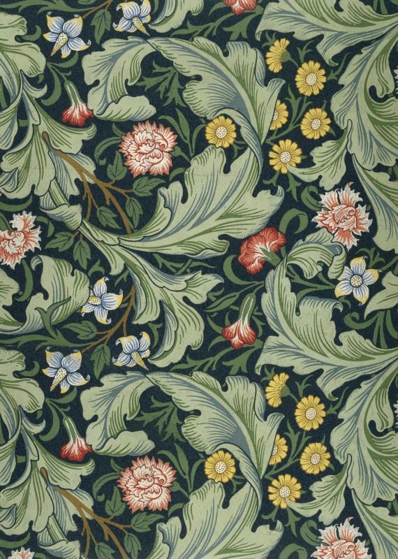 William Morris. Leicester