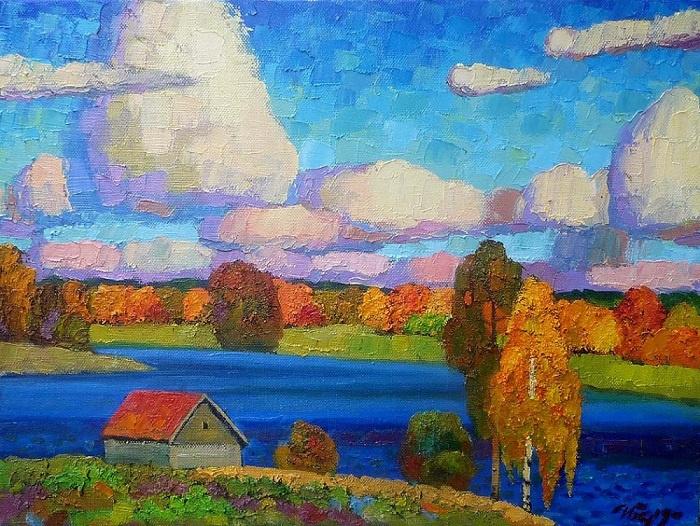 Igor Zagrievich Berdyshev. Cloud