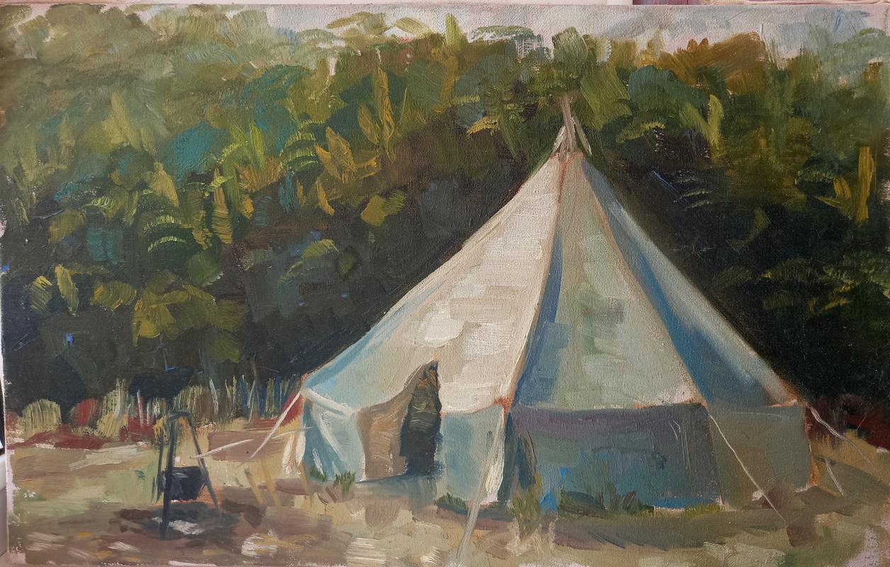 Elizabeth Sheveleva. Life of nomads