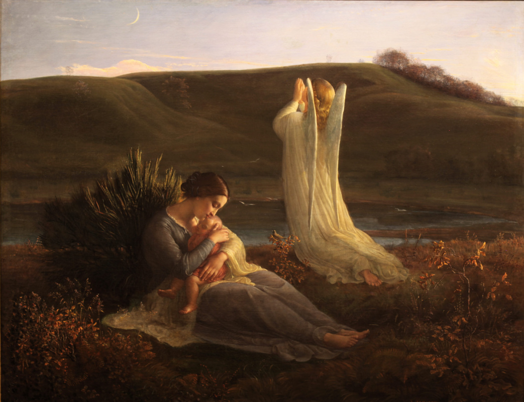 Луи Жанмо. Поэма души 3. Ангел и мать