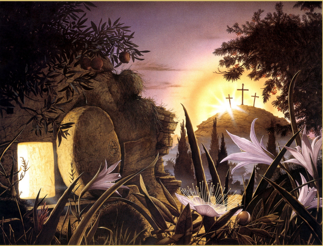 Rodney Matthews. The son-rise of the