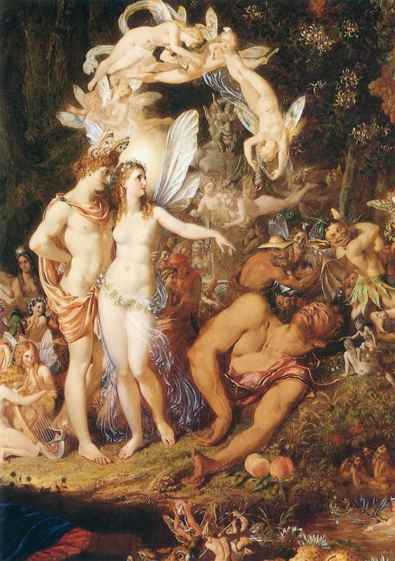 Примирение Оберона и Титании