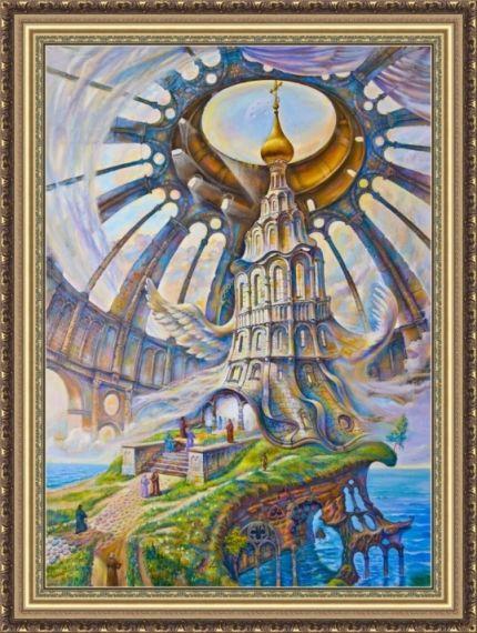 Вадим Дремов. Церковь