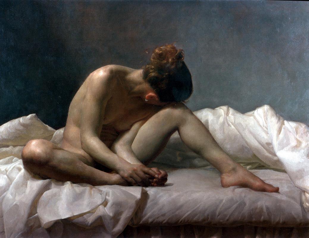Секс с художниками, С художником - бесплатное порно онлайн 19 фотография