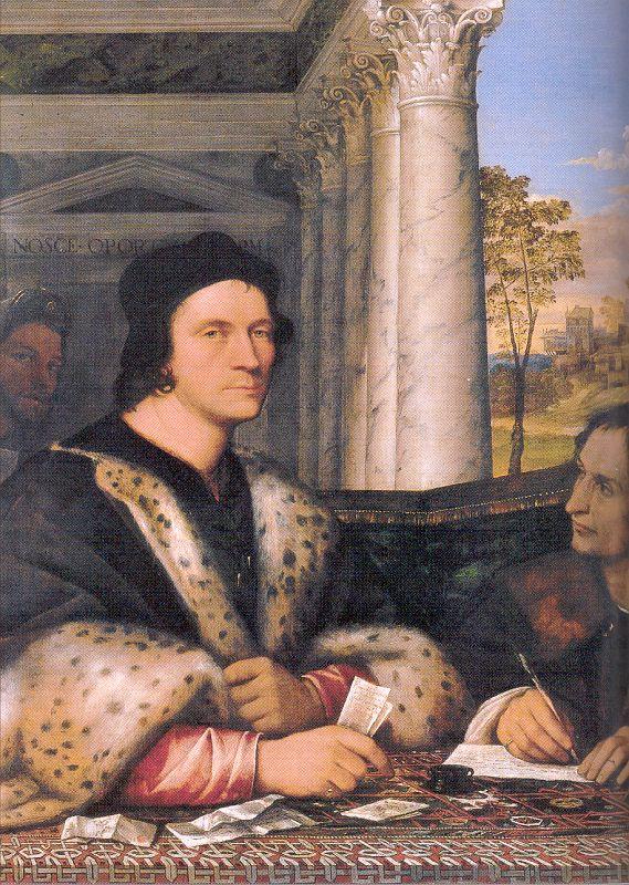 Себастьяно дель Пьомбо. Сюжет 23