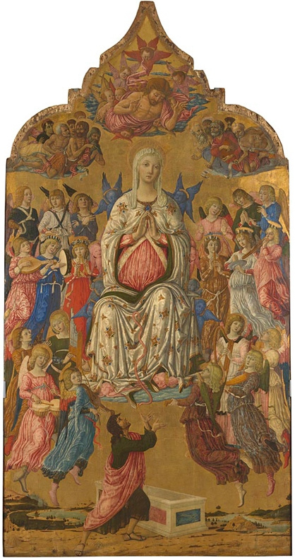 Matteo di Giovanni. The Assumption Of The Blessed Virgin Mary