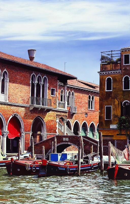 Raffaella Spence. Venice. Color time