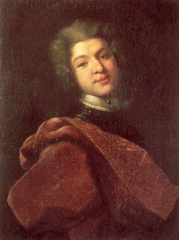 Портрет барона Сергея Григорьевича Строганова