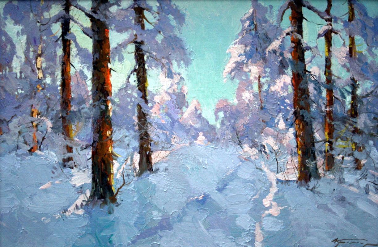 Alexander Markovich Kremer. Frost