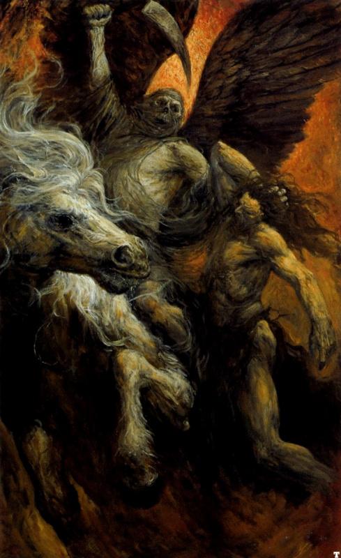 Марк Фишман. Ангел смерти