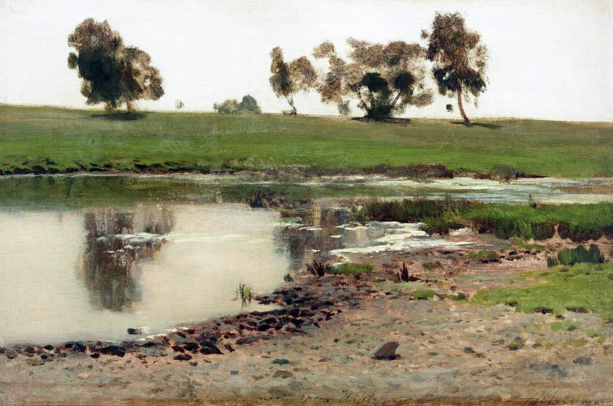 Исаак Ильич Левитан. Пейзаж
