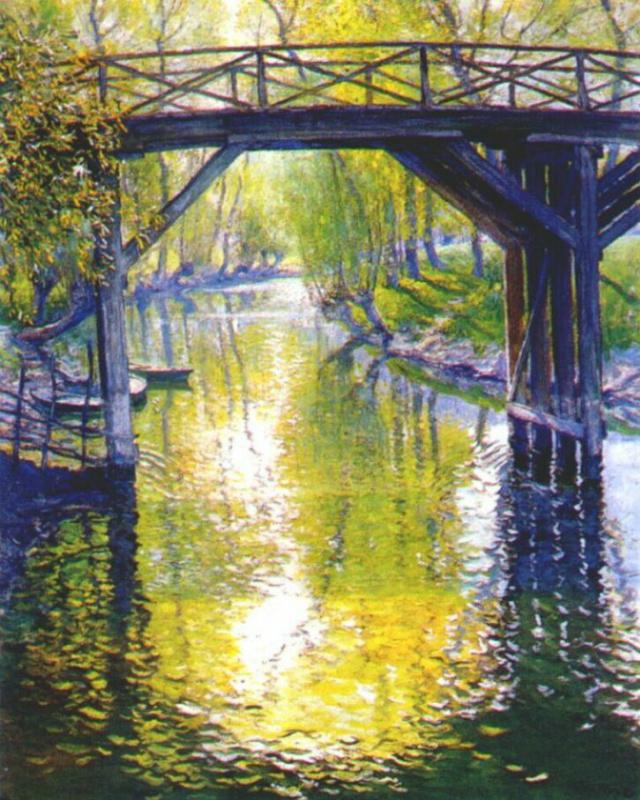 Гай Роуз. Старый мост