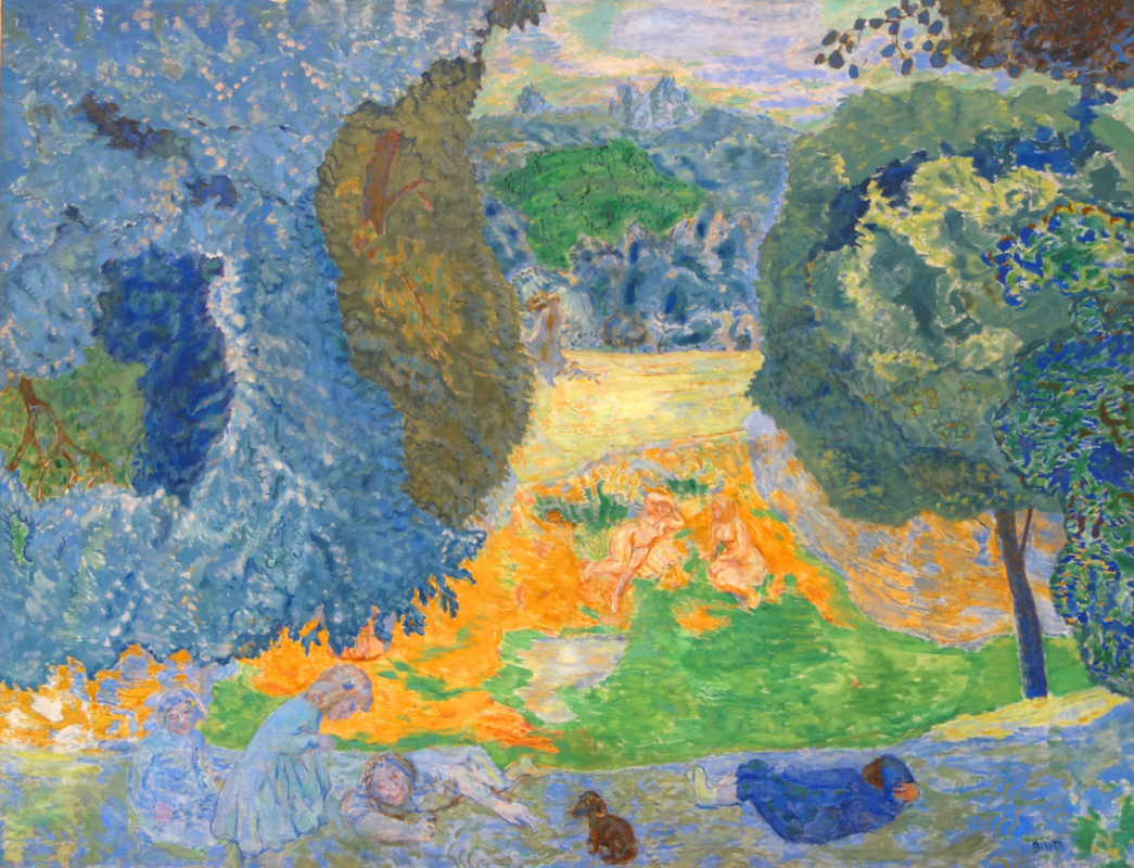 Pierre Bonnard. Summer