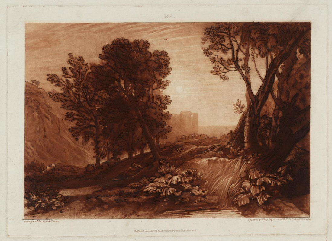 Joseph Mallord William Turner. Nook