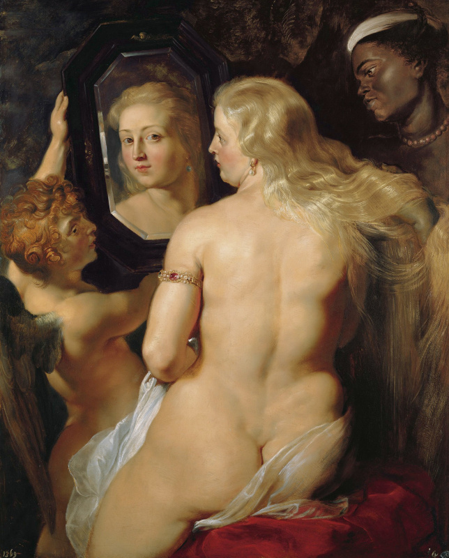 Peter Paul Rubens. The Toilet Of Venus