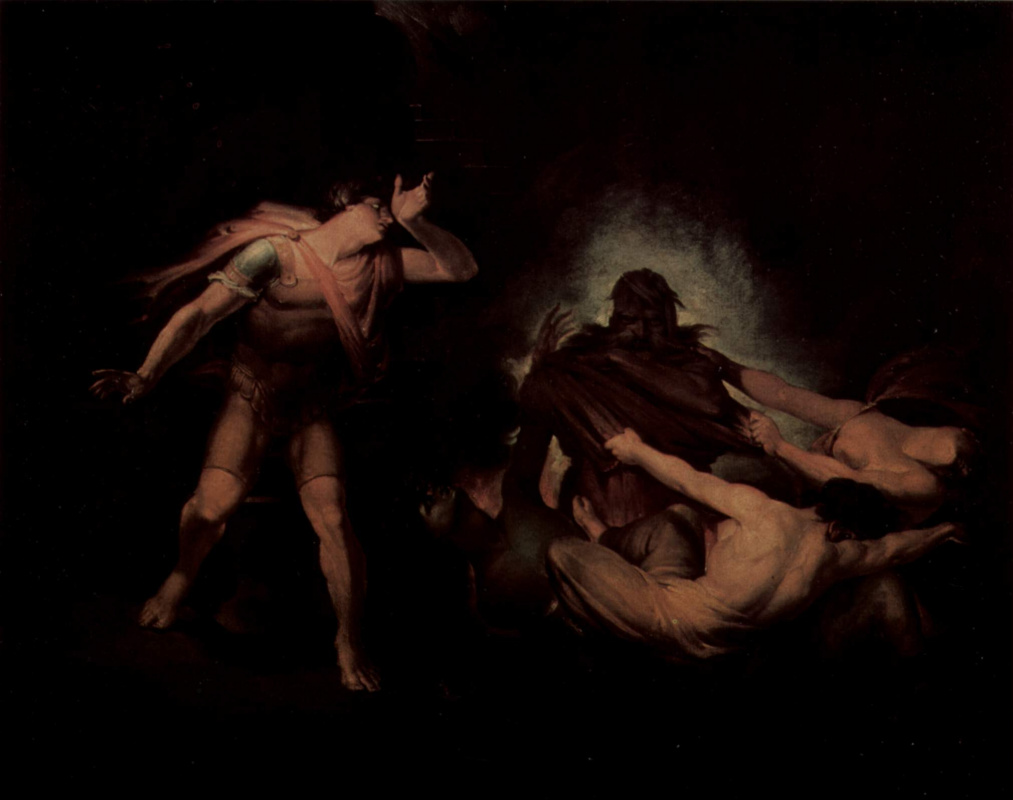 Иоганн Генрих Фюссли. Король огня
