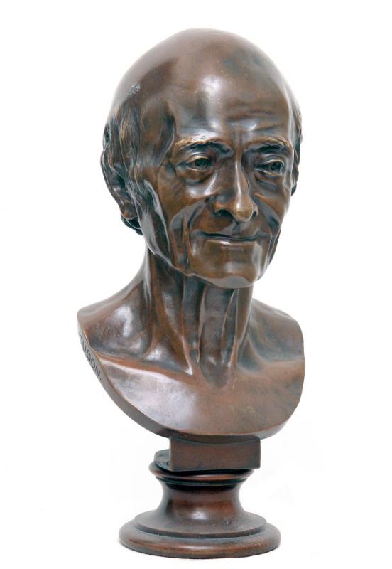 Jean-Antoine Houdon. Voltaire