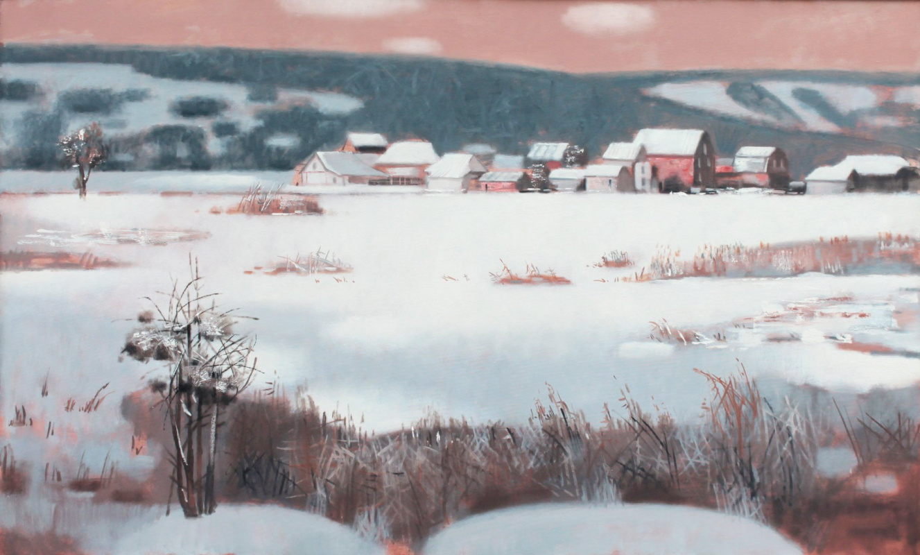Alexander Serdyuk. Winter